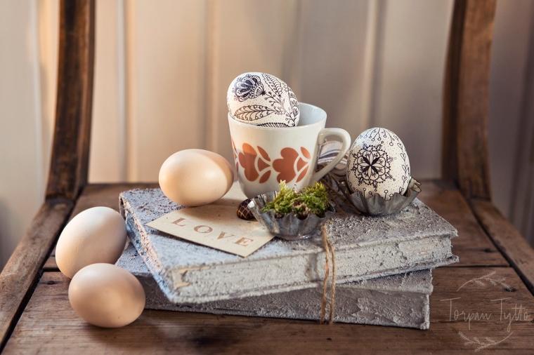 Maalatut munat